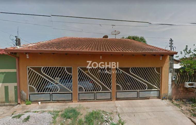 Casa com 3 dormitórios à venda por R$ 295.000 - Cohab - Porto Velho/RO