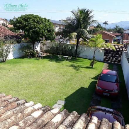 Sobrado com 2 dormitórios à venda por R$ 450.000 - Indaiá - Caraguatatuba/SP