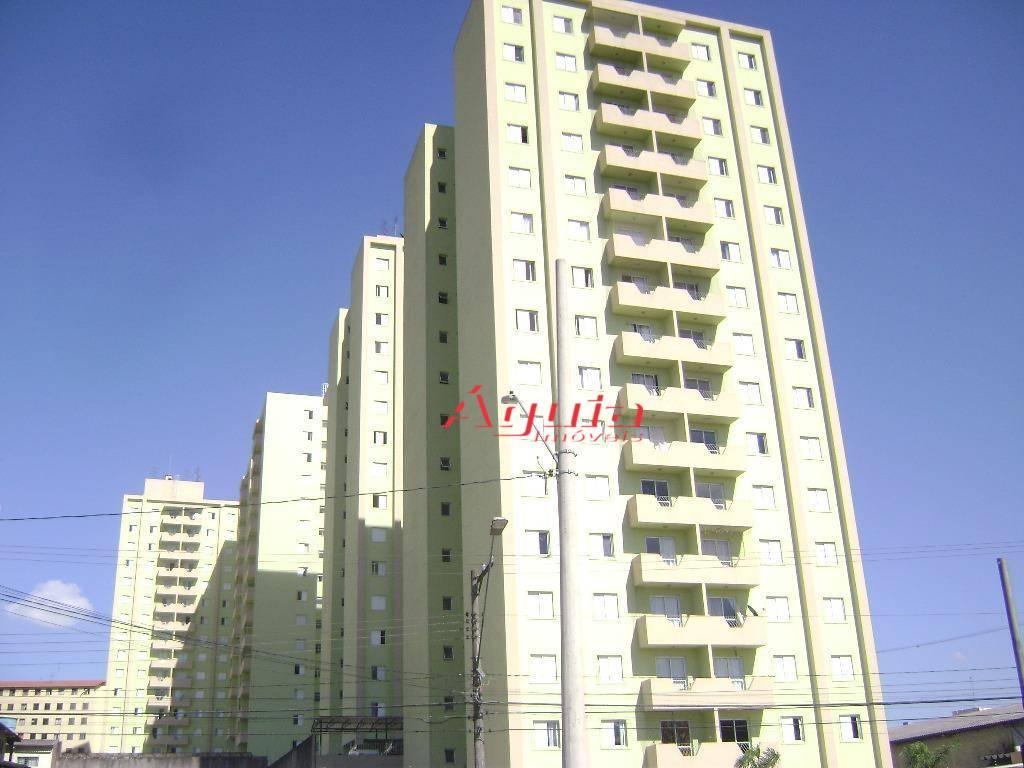 Apartamento residencial à venda, Parque Oratório, Santo André.