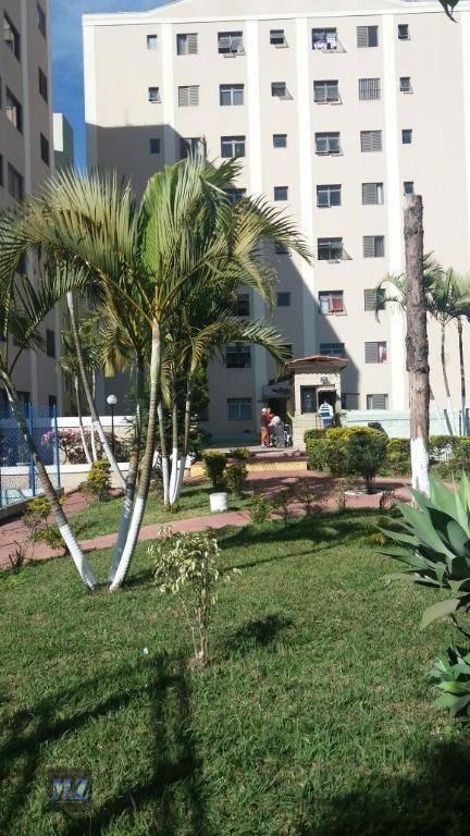 Apartamento residencial à venda, Jardim Cumbica, Guarulhos.