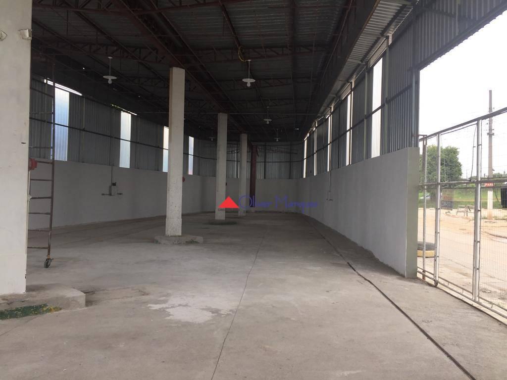 Galpão para alugar, 250 m² por R$ 12.000,00/mês - Bonfim - Osasco/SP