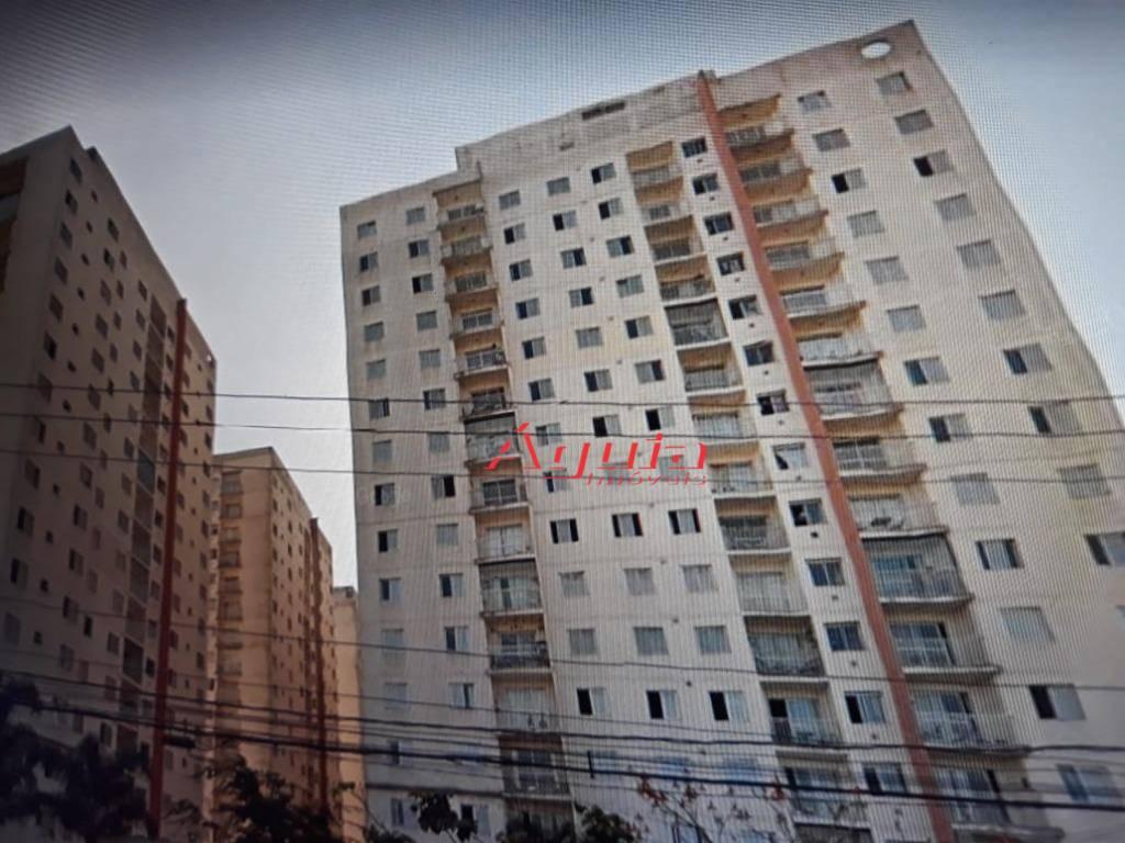 Apartamento Residencial à venda, Vila Homero Thon, Santo André - AP1547.