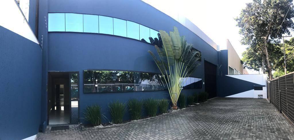 Barracão de  850 m² para venda ou locação  - Chácaras Campos dos Amarais - Campinas/SP