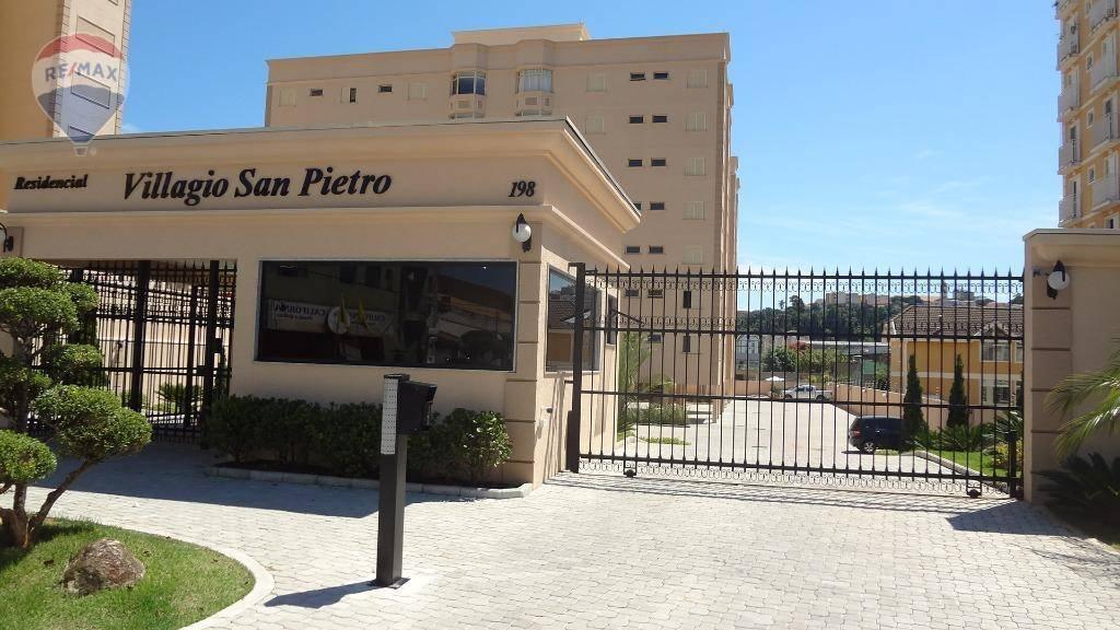 Apartamento à Venda Atibaia Jardim, Atibaia- SP.