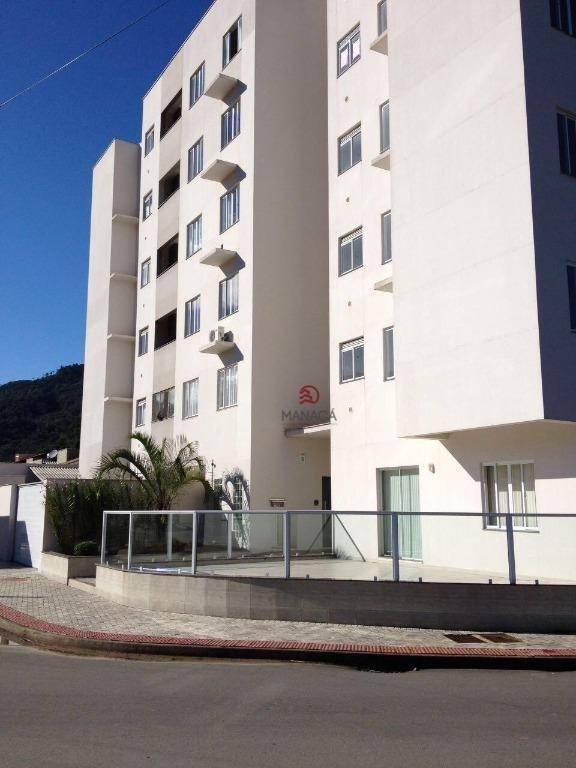 Apartamento com 2 dormitórios à venda, 55 m² por R$ 175.128 - Amizade - Jaraguá do Sul/SC