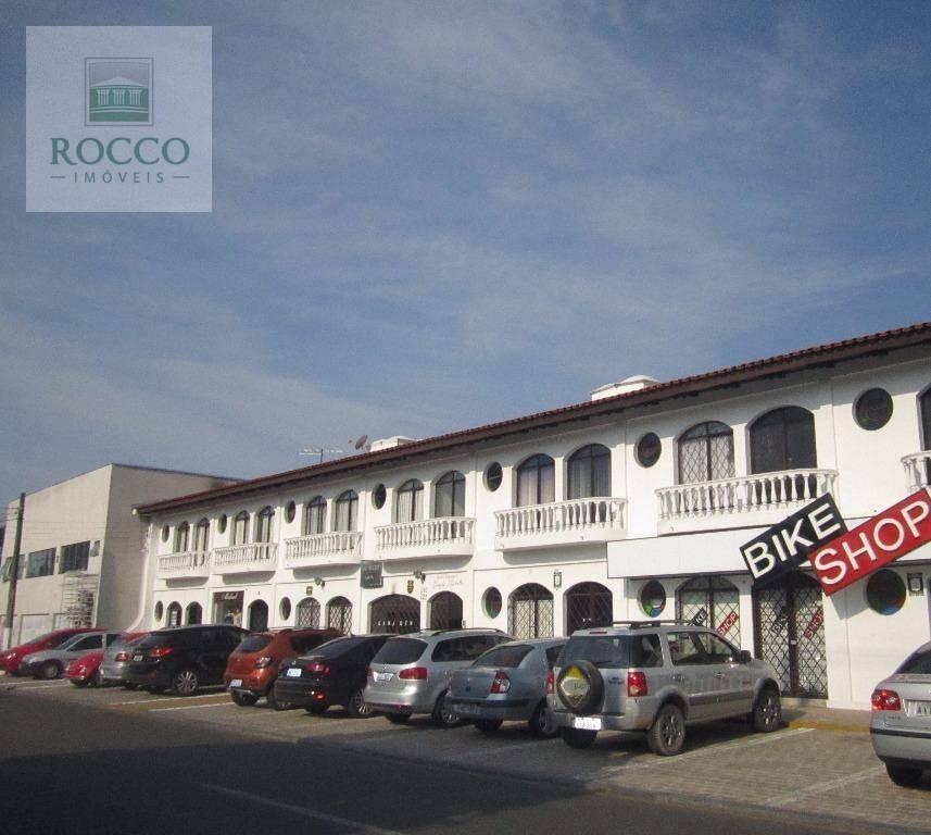 Sala comercial para locação, São Pedro, São José dos Pinhais