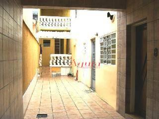 Sobrado Residencial à venda, Vila Luzita, Santo André - SO0149.