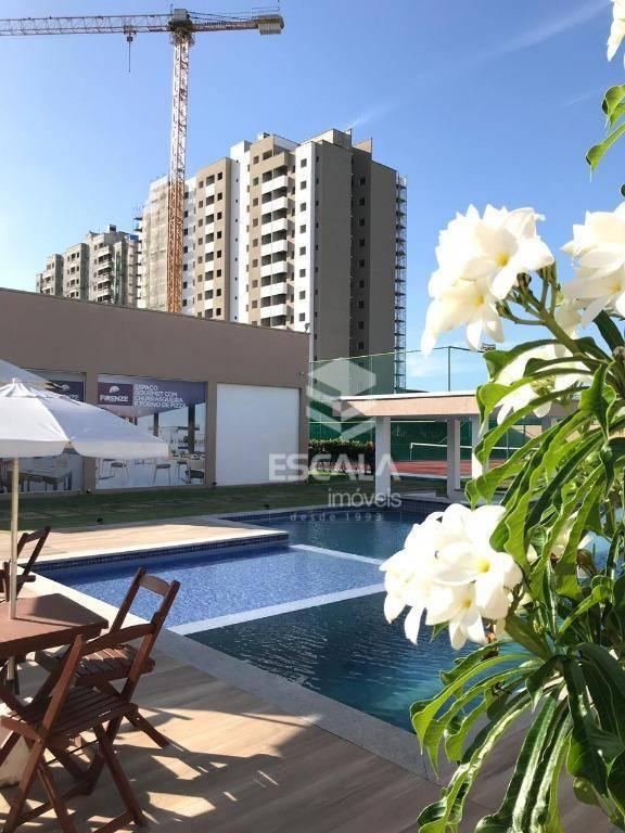 Apartamento com 2 quartos à venda, 56 m², 1 vaga, área de lazer, financia - Messejana - Fortaleza/CE