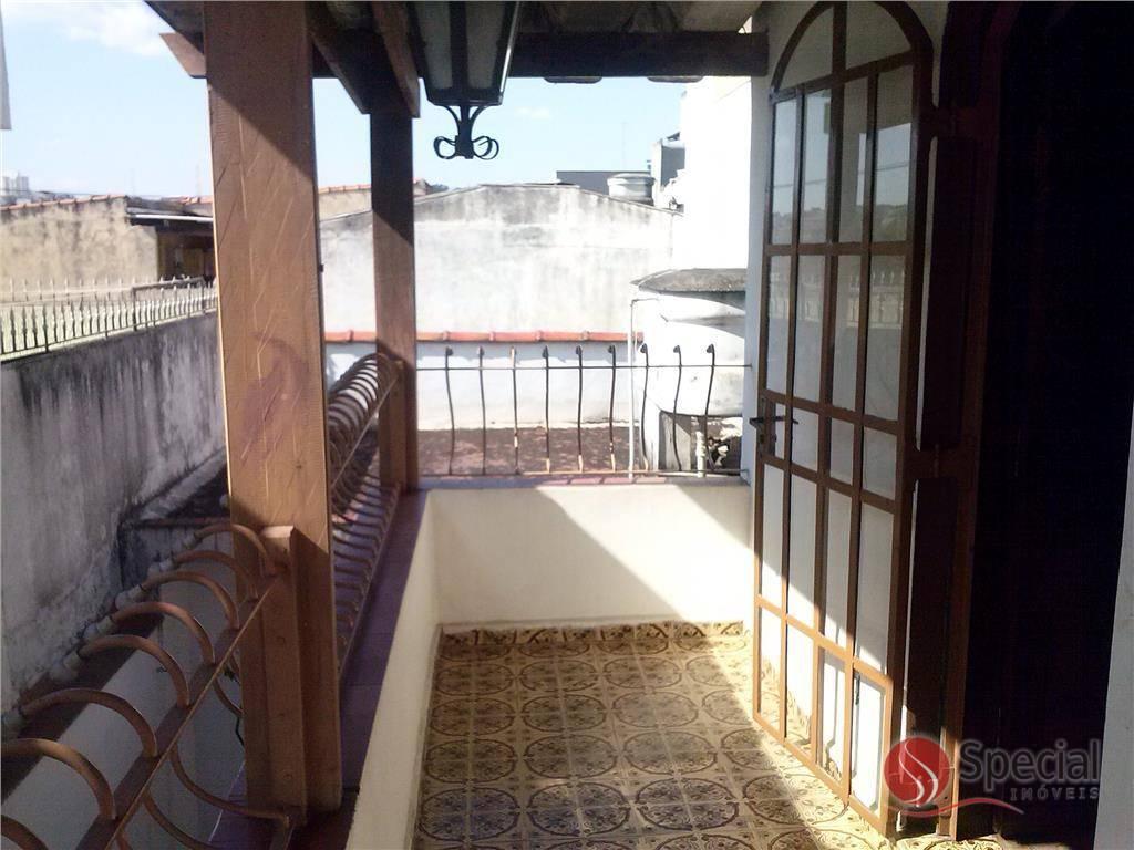Sobrado de 2 dormitórios à venda em Chácara Mafalda, São Paulo - SP