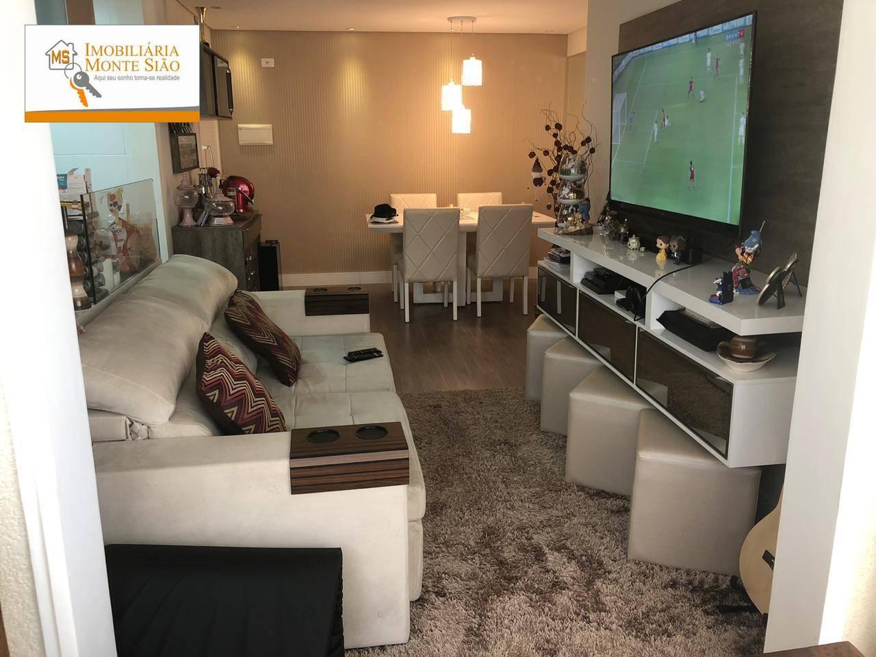 Lindo Apartamento com 2 dormitórios, 65 m² - Picanco - Guarulhos/SP