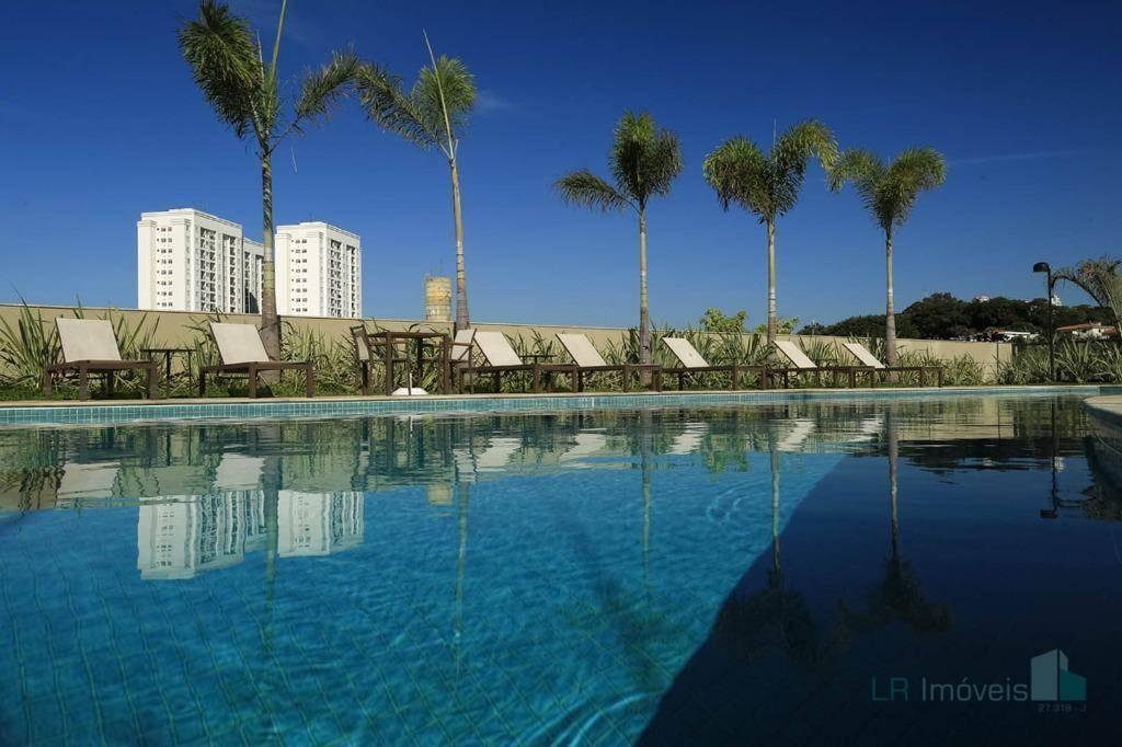 Apartamento com 3 dormitórios à venda, 128 m² por R$ 1.360.000 - Vila Leopoldina - Santo André/SP
