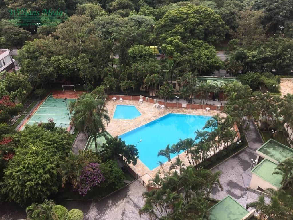 Apartamento com 4 suítes à venda, 168 m² por R$ 980.000 - Bosque Maia - Guarulhos/SP