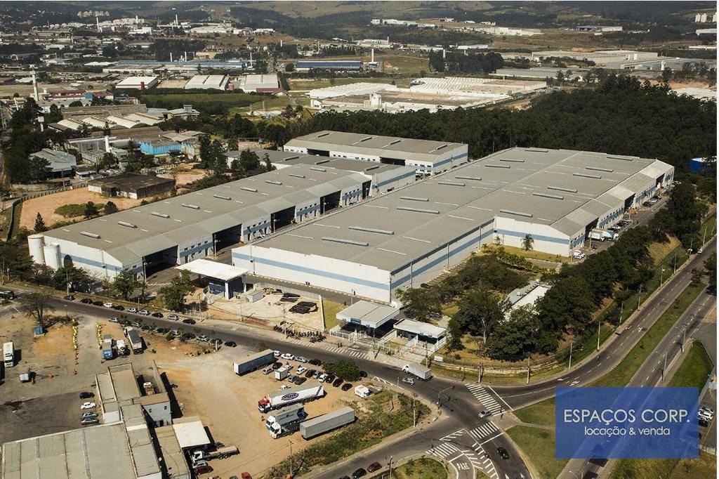 Galpão para alugar, 5.741m² - Distrito Industrial - Jundiaí/SP