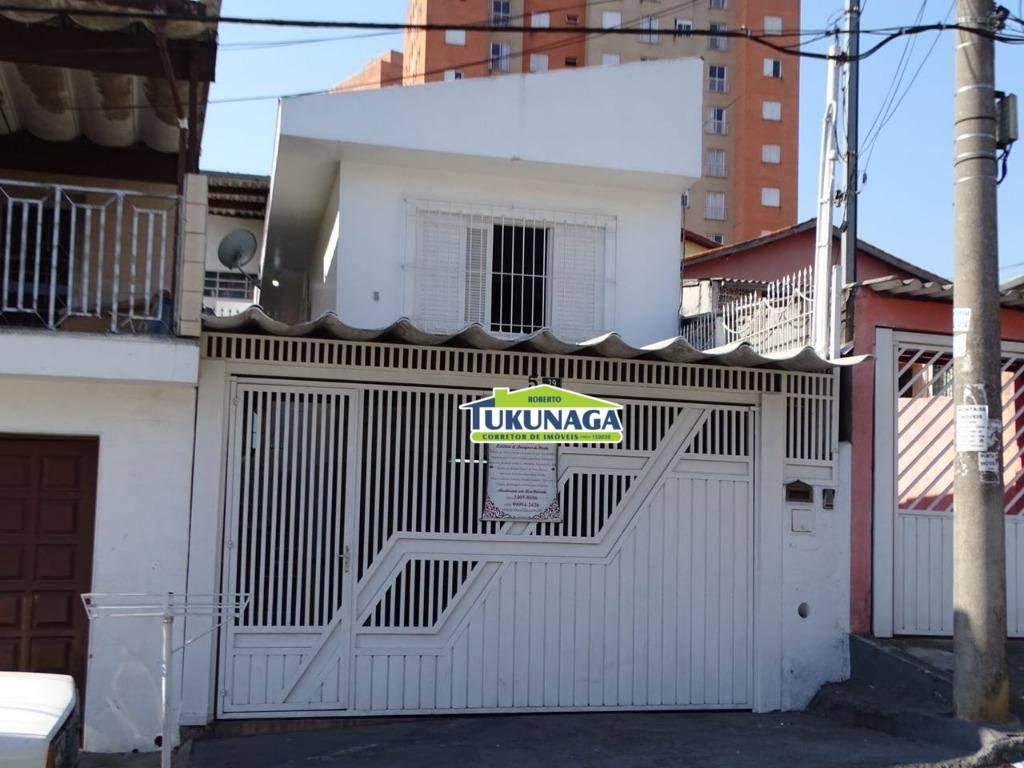 Casa à venda, 144 m² por R$ 360.000,00 - Vila Flórida - Guarulhos/SP