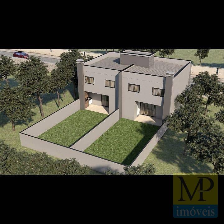 Sobrado com 3 dormitórios à venda, 104 m² por R$ 340.000 - Armação - Penha/SC