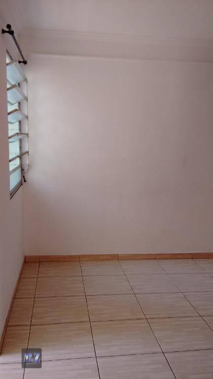Apartamento residencial à venda, Parque Santo Antônio, Guaru