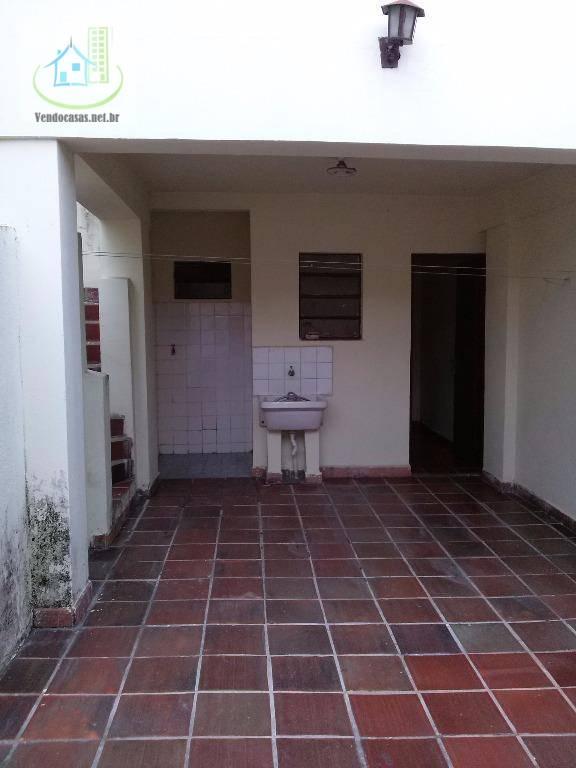 Casa de 3 dormitórios à venda em Jardim Catarina, São Paulo - SP