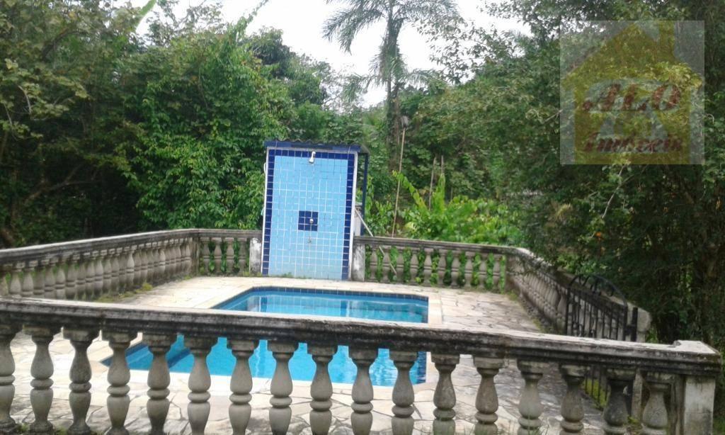 Chácara com 2 dormitórios à venda, 1500 m² por R$ 180.000 - Jardim Caju - Pedro de Toledo/SP