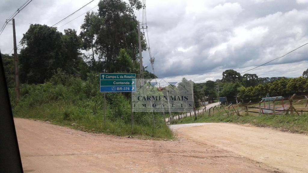 Área rural à venda, Campo Largo da Roseira, São José dos Pin