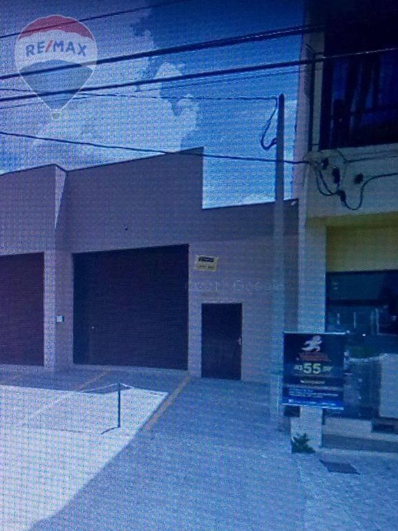 Salão para alugar, 300 m² por R$ 5.000/mês  Alameda Lucas Nogueira Garcez, 1817 - Vila Thais - Atibaia/SP