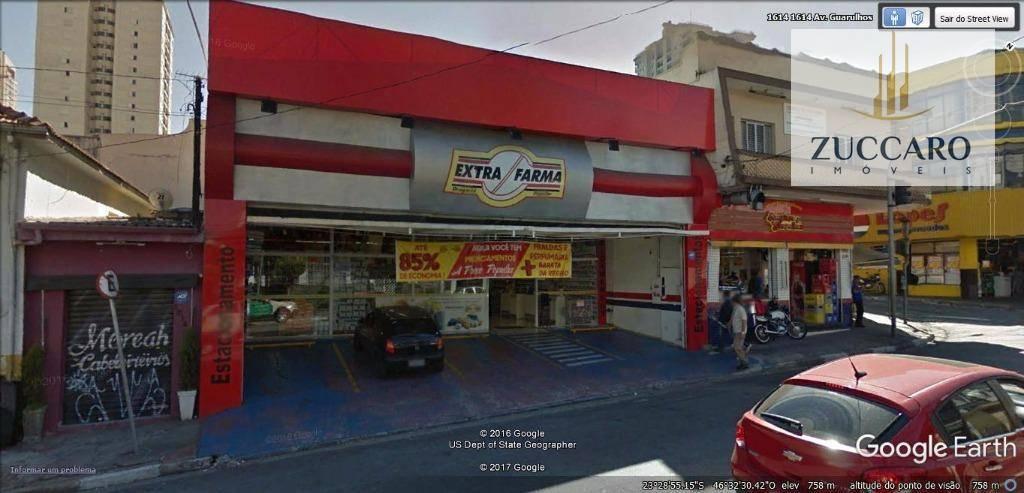Salão à venda em Vila Augusta, Guarulhos - SP