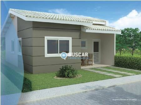 Casa à venda, 72 m² por R$ 279.900,00 - Sim - Feira de Santana/BA