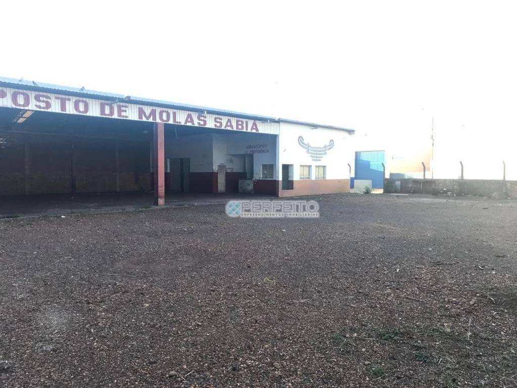 Barracão comercial à venda na Vila Prudenciana em Assis