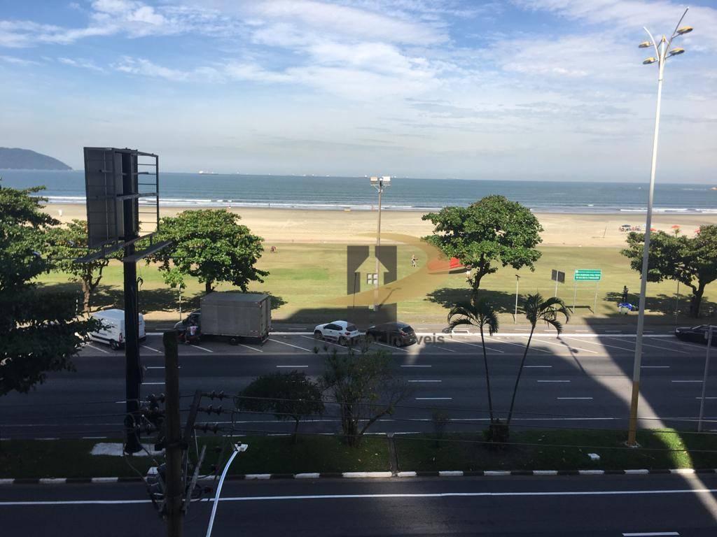 Apartamento com 3 dormitórios à venda, 140 m² por R$ 590.000 - Itararé - São Vicente/SP