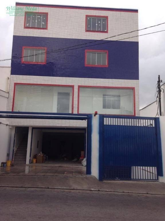 Prédio para alugar, 788 m² por R$ 17.000/mês - Centro - Guarulhos/SP