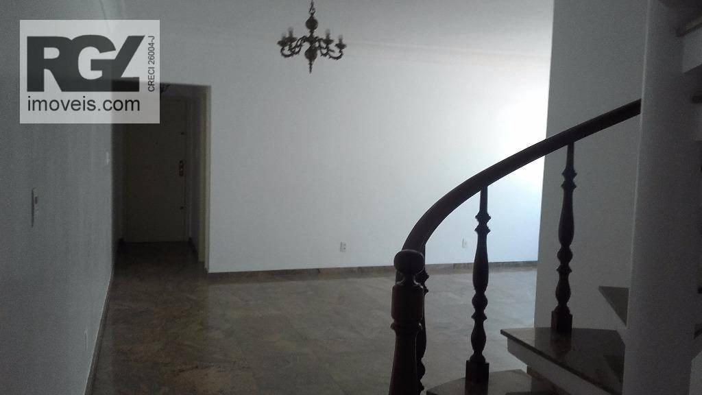 Cobertura de 3 dormitórios à venda em Ponta Da Praia, Santos - SP