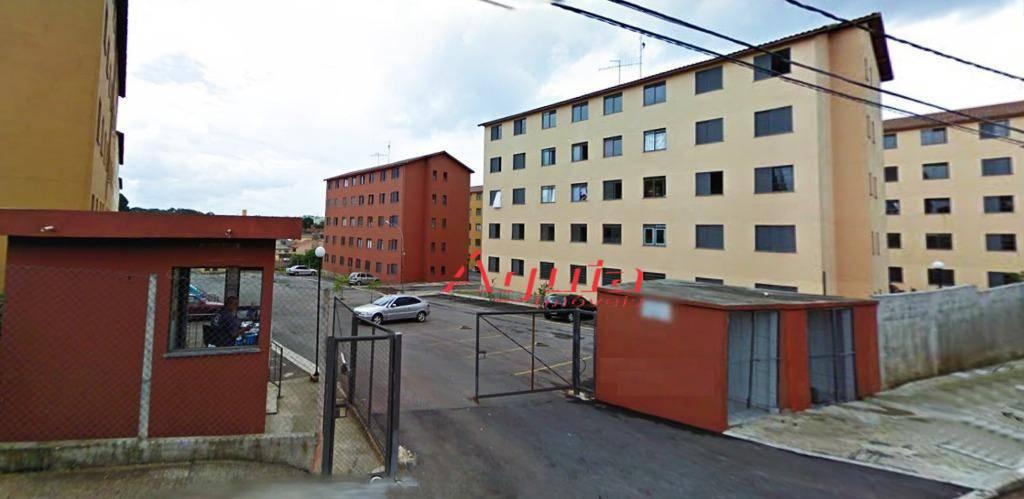 Apartamento com 2 dormitórios à venda, 50 m² por R$  - Parque das Nações - Santo André/SP