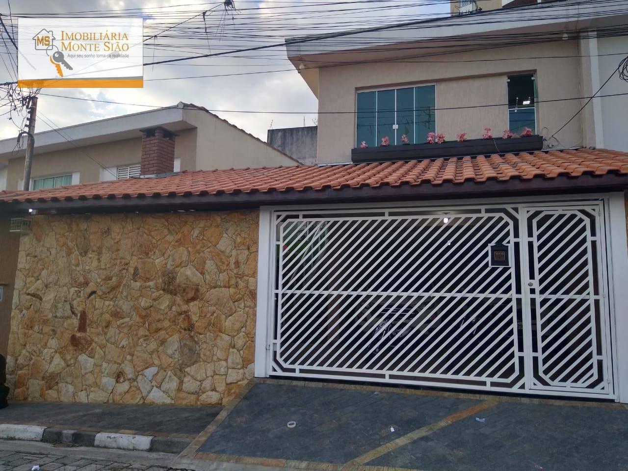 Sobrado com 2 dormitórios à venda, 140 m² por R$ 650.000 - Vila Milton - Guarulhos/SP