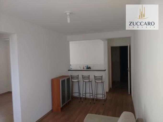 Apartamento de 2 dormitórios à venda em Água Chata, Guarulhos - SP