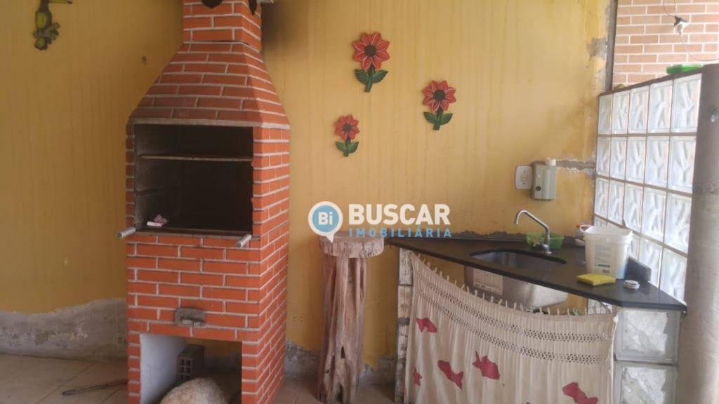 Casa à venda, 207 m² por R$ 570.000,00 - Zona de Expansão - Aracaju/SE