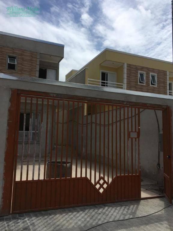 Sobrado com 3 dormitórios à venda, 180 m² por R$ 550.000 - Jardim Paraventi - Guarulhos/SP