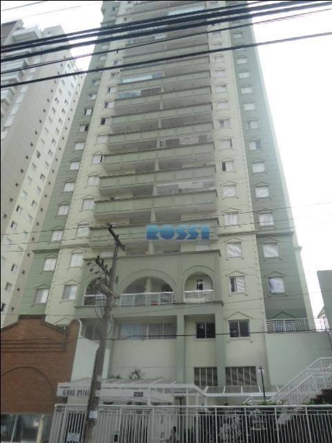 Apartamento com 3 dormitórios para alugar, 70 m² por R$ 1.750/mês - Mooca - São Paulo/SP