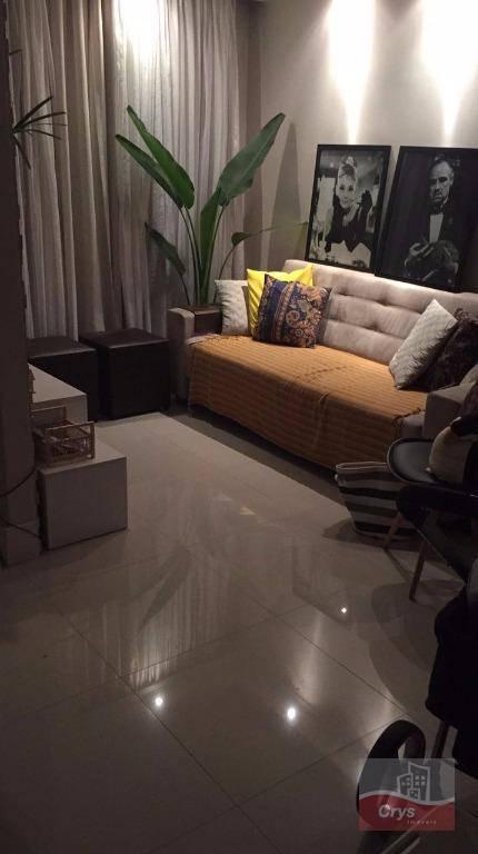 maravilhoso apartamento na vila guilherme , 68 m² , sala 02 ambientes em porcelanato de ótima...