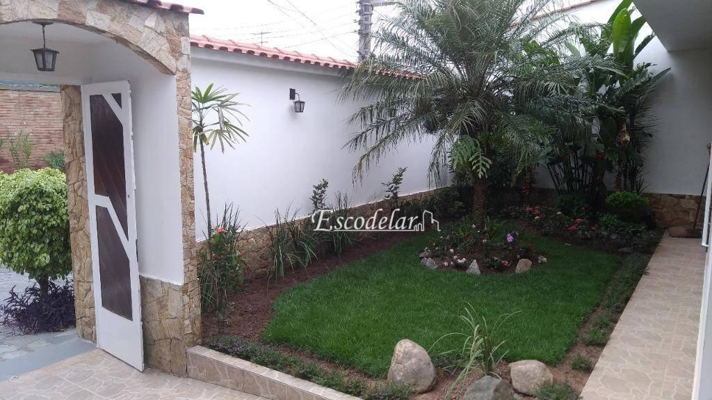 Casa com 3 dormitórios para alugar por R$ 3.000/mês - Horto Florestal - São Paulo/SP