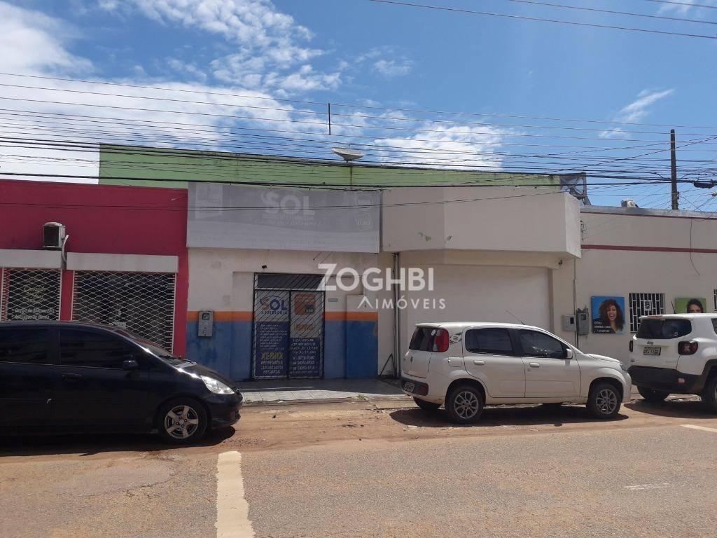 Ponto para alugar, 40 m² por R$ 1.000/mês - São Cristóvão - Porto Velho/RO