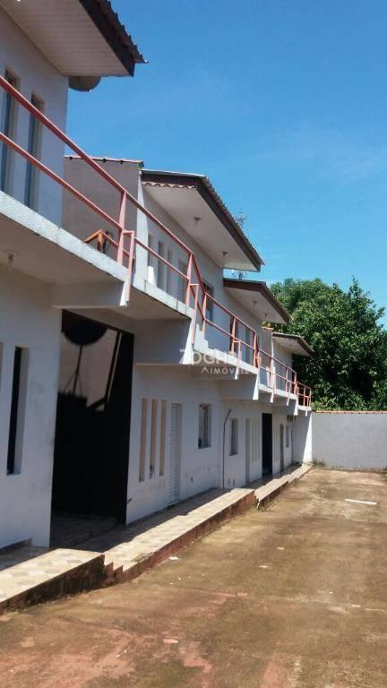 Apartamento residencial para locação, Triângulo, Porto Velho.