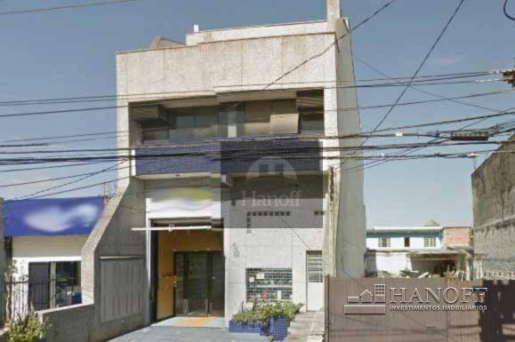 Prédio comercial à venda, Navegantes, Porto Alegre - PR0017.
