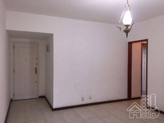 Excelente apartamento de 2 quartos em Icaraí