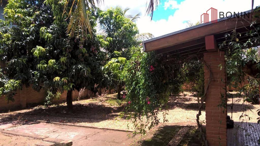 Casa 3 Dorm, Parque Residencial Nardini, Americana (CA0278) - Foto 17