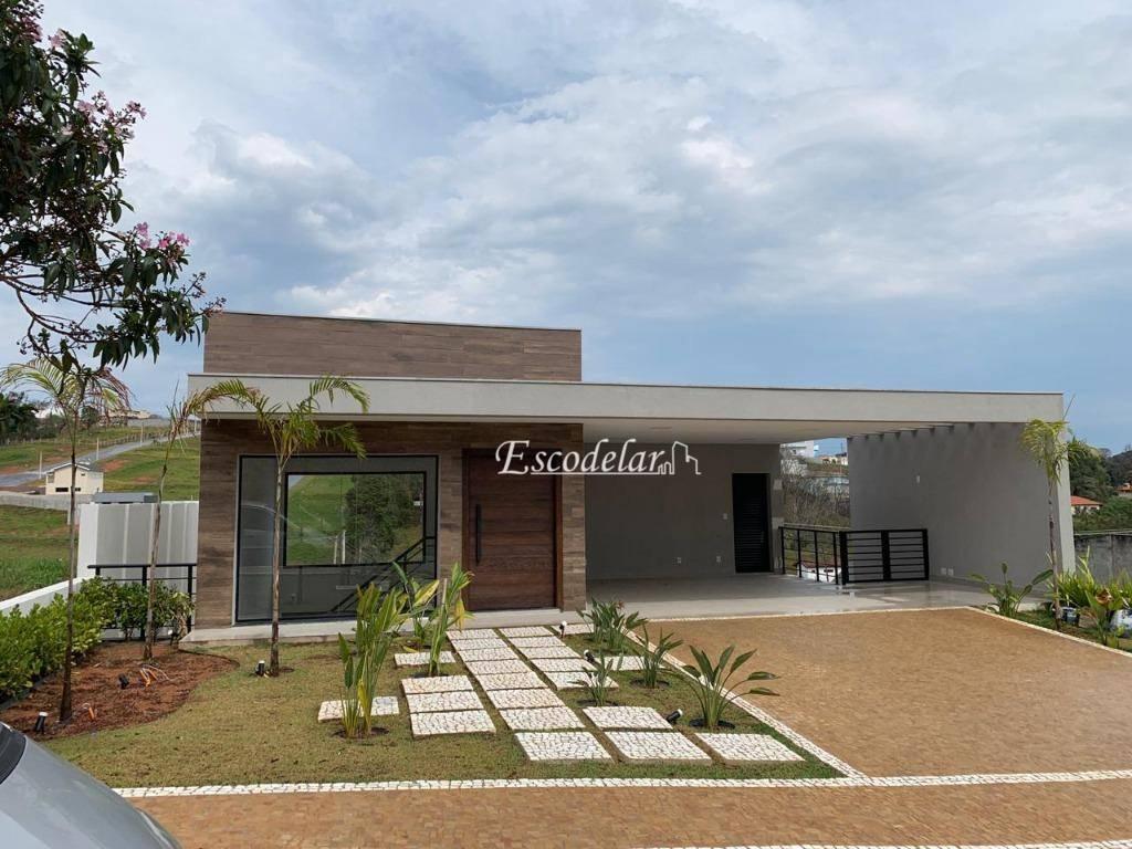 Casa com 3 dormitórios à venda, 239 m² por R$ 1.040.000,00 - Jardim Alto de Santa Cruz - Itatiba/SP