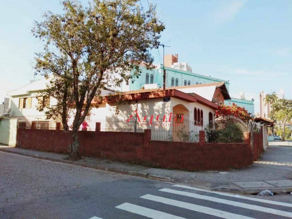 Terreno à venda, 250 m² por R$ 550.000 - Santa Teresinha - Santo André/SP
