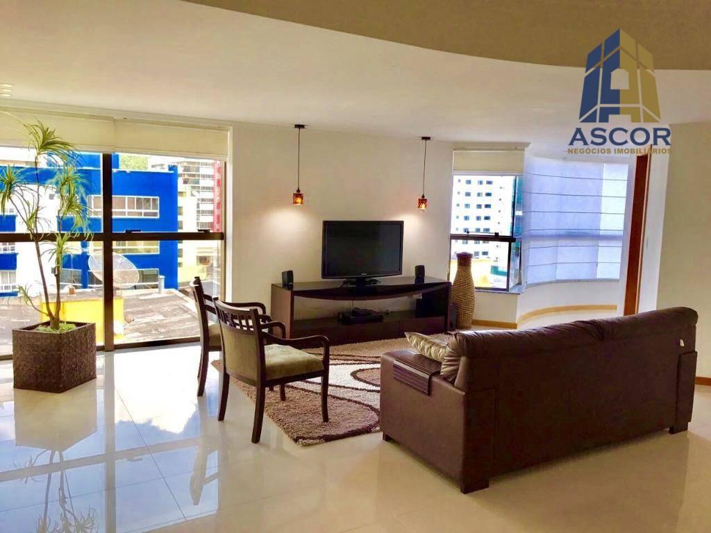 Apartamento à venda, 129 m² por R$ 870.000,00 - Centro - Itapema/SC