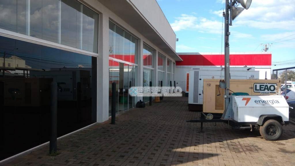 Barracão comercial para alugar no bairro Paulista em Londrina