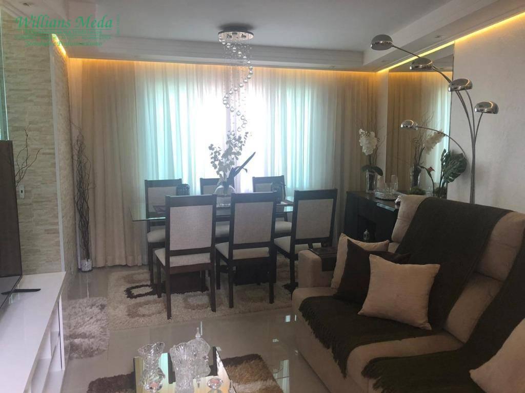 Casa com 3 dormitórios à venda, 157 m² por R$ 550.000,00 - Bom Clima - Guarulhos/SP