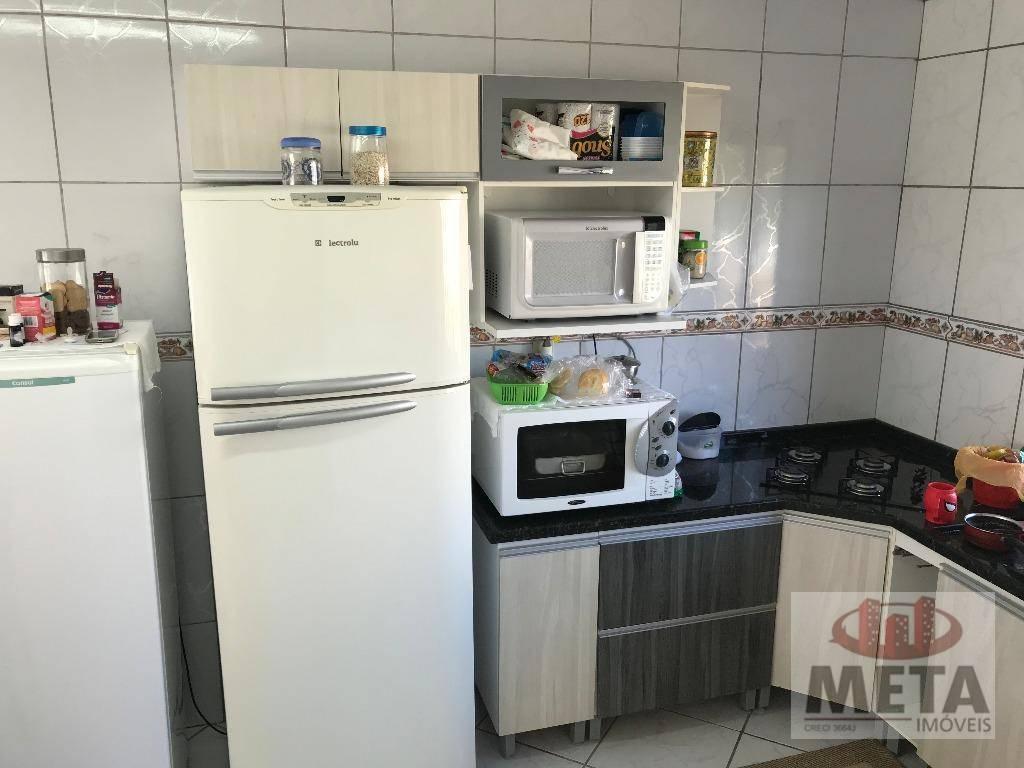Casa com 2 Dormitórios à venda, 90 m² por R$ 350.000,00