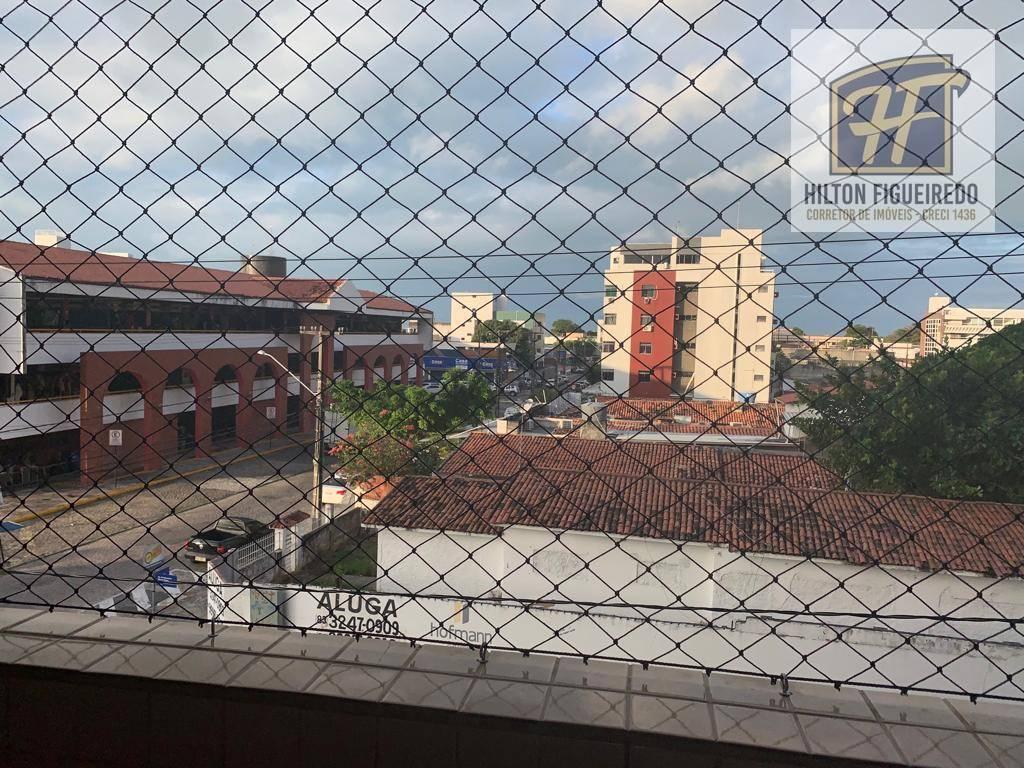 Apartamento com 3 dormitórios para alugar, 104 m² por R$ 2.000/mês - Tambaú - João Pessoa/PB